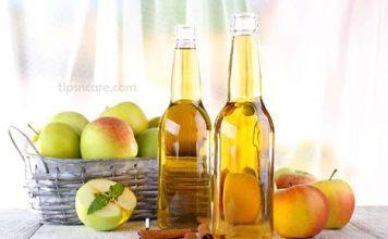 apple cider vinegar warts
