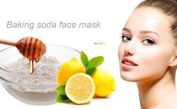 baking soda face mask