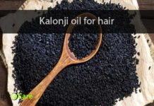 kalonji oil for hair