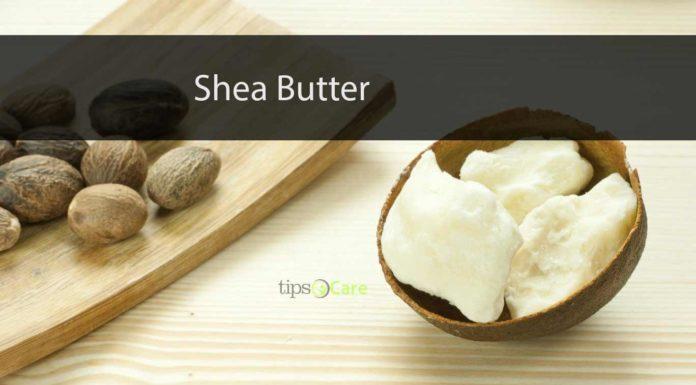 shea butter for hair