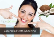 coconut oil teeth whitening