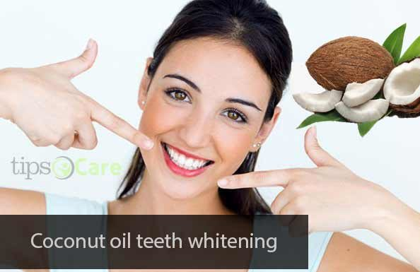 coconut oil teeth whitening