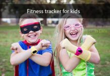 fitness tracker for kids