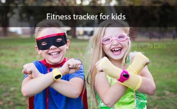 fitness tracker for kids