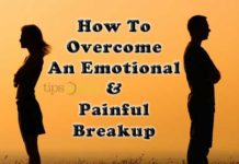 What to do after a break up
