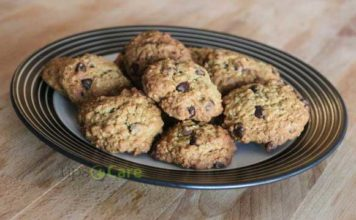 quaker oatmeal cookie recipe