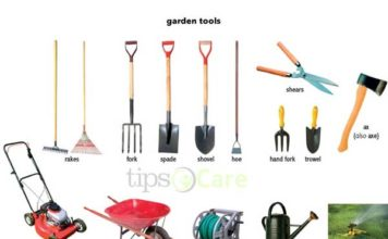 tools used for Gardening